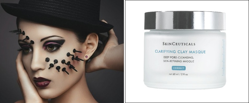 clarifying clay mask de skinceuticals