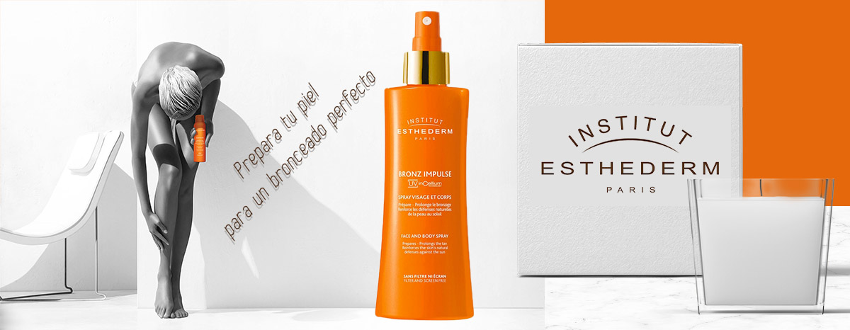 Bronze Impulso Institut Esthederm