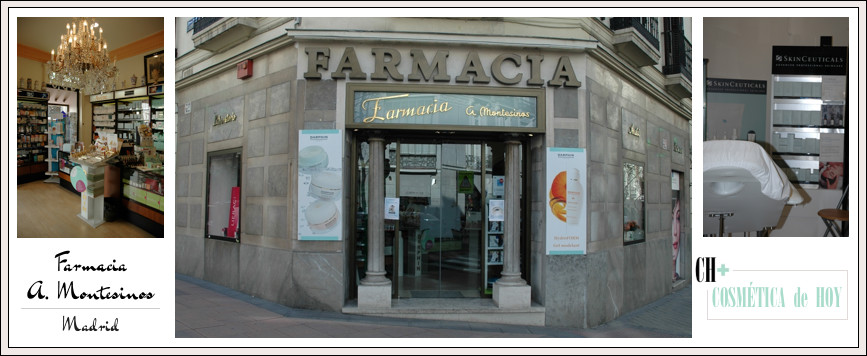 farmacia aurelio montesinos jorge juan 8 madrid