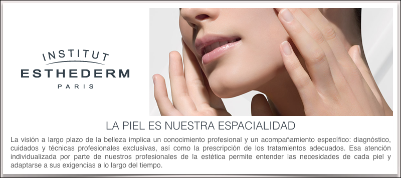 la piel institute esthederm