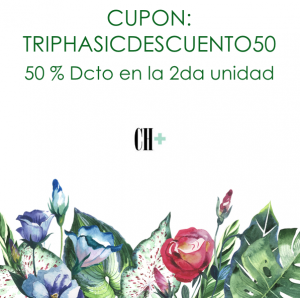 cupon descuento triphasic