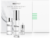 BIOEFFECT SKIN ARMONY SET: EGF Day Serum 30 Ml + EGF Serum 3 Ml + Agua Micelar Bioeffect 30 Ml
